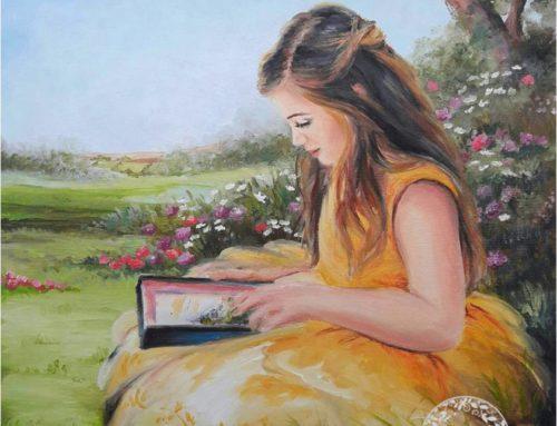 Infanzia e pittura